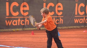 L'opération  Tennis à l'école   au Standard Tennis Club