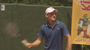 Tennis : David Goffin parraine les enfants de Madagascar