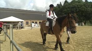 Hippopassion à Fraiture : concours d'équitation adaptée
