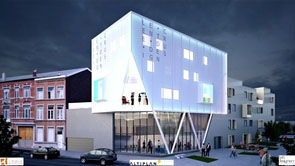 Liège: le Centre Design ouvert en 2015
