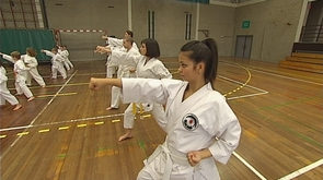 KARATE Stage Karaté JKA à Grace-Hollogne