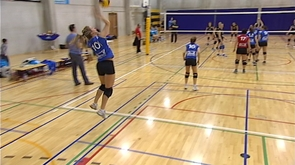 VOLLEY : Hermalle - Franchimont Theux