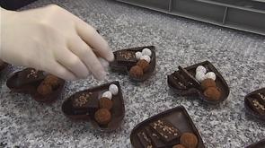 Le chocolatier Benoit Nihant en Asie