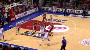 BASKET Liège-Charleroi