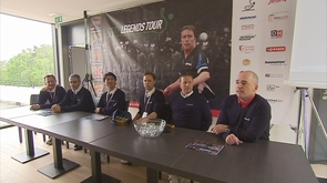 Tennis de table : ITTF Legends Tour