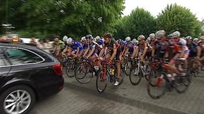 Cyclisme : le Tour de la Province s'est élancé de Wanze