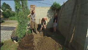 Héron : 8 jeunes pour un chantier international