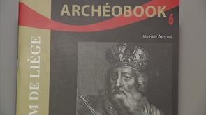 Un archéobook sur Charlemagne