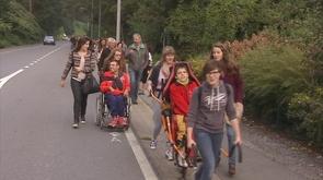 Huy : 136 km de randonnée avec des handicapés moteurs