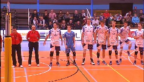 Volley : Waremme - Anvers