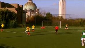 Football: Cointe - Blegny