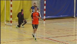 Futsal : Fléron - Flémalle