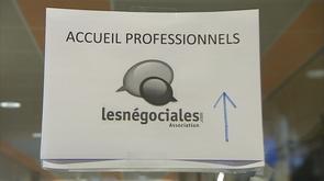 Concours des Négociales à la Haute Ecole de la Province de Liège