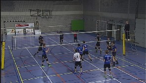 Volley : Esneux - Marchin