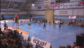 Volley : coupe provinciale