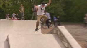 Flémalle : skatepark aux Trixhes