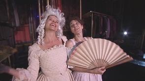 Théâtre au Château de Modave:  Taillés pour jouer  de la Cie Lazzi