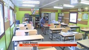 Oupeye : l'école Saint-André prête pour la rentrée après l'incendie