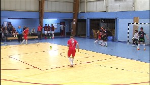 Futsal : Flémalle - Waremme