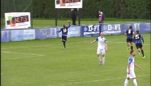 Football : Hamoir - Hasselt