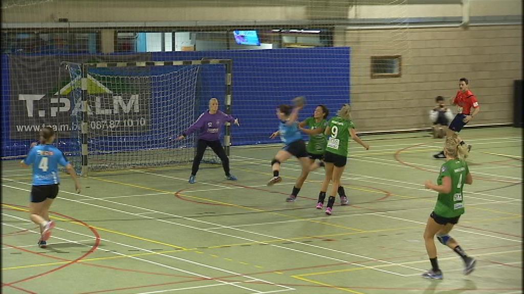 Handball : Fémina Visé - Amsterdam