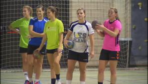 Handball : Equipe nationale féminine