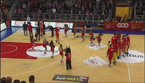 Basket : Liège - Willebroek