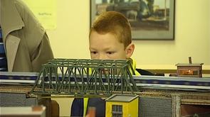 Ougrée : l'annuelle exposition de trains miniatures