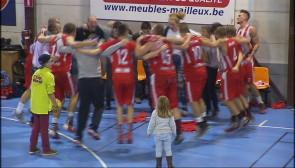 Basket : Comblain - Liège basket 2