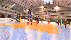 Volley : Waremme - Asse Lennik