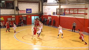 Basket : Ninane - Anvers