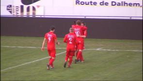 Football : Richelle - Solières