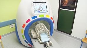 Un simulateur d'IRM pour les enfants à la citadelle