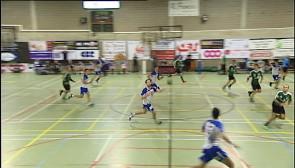 Handball : Visé - Bocholt