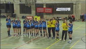 Handball : Fémina Visé - Anvers