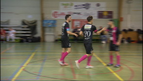 Futsal : Hannut - Tirlemont