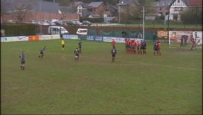 Football : Hamoir - Walhain