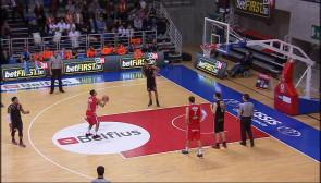 Basket : Liège - Louvain