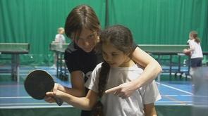 Tennis de table : initiation pour les enfants à Ans
