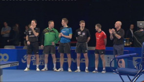 Legends tennis de table à Loncin