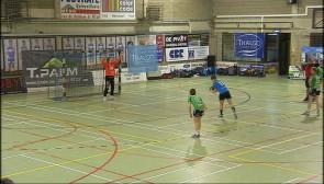 Handball :  Visé - Hasselt