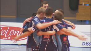 Volley : Waremme - Gand