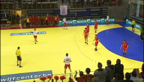 Handball : Belgique - Turquie