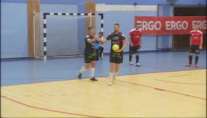 Futsal : Ergo Flémalle - Gilly