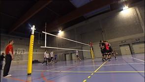 Volley : Esneux - Baudour