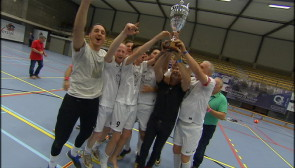 Futsal : Finale de la coupe Roger Vrijens