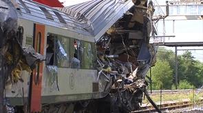 Saint-Georges : relevage des trains