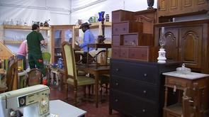 La Ressourcerie ouvre un R-Shop à Liège
