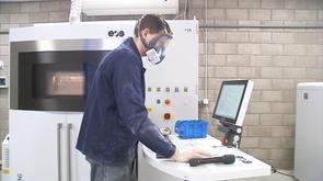 Any Shape : fabrication additive à Flémalle