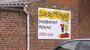 Remicourt : l'école Les P'tits Pousset menacée de fermeture